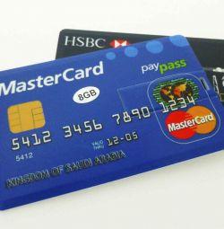 Μονάδα flash MasterCard