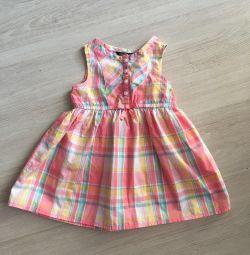 Плаття на дівчинку (фірмове)
