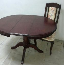 Dining table East-1 round