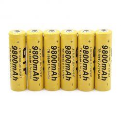 ?Батарейки аккумуляторные 18650