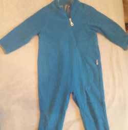 jumpsuit fleece