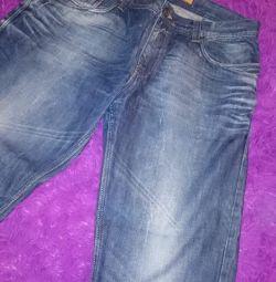 Мужские джинсы VKung Турция р.36