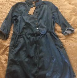 Rochie noua din denim Tom Tailor