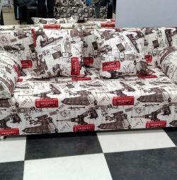 Sofa nou 500 de culori