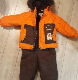 Куртка и комбенезон kerry размер 80+6