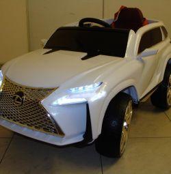 Дитячий електромобіль Lexus NX E111KX