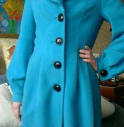 Пальто демисезон новое