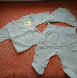 Costum pentru nou-nascut