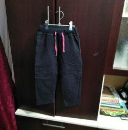 Pantaloni pentru fată