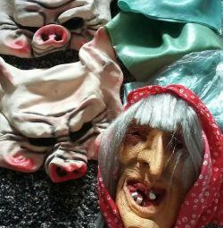 Latex masca