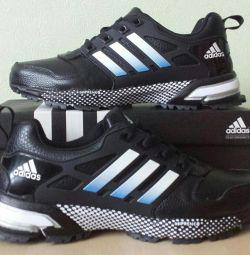 Кроссовки Adidas Marathon TR 13 Натуральная кожа