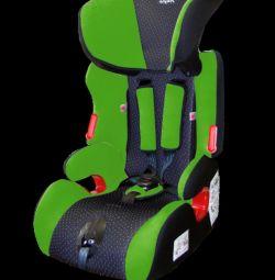 Детское кресло с наклоном для сна с 6 мес до 12 л
