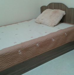 LDSP 1,4 * 2μ κρεβάτι