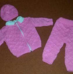 Costum nou tricotat, p.80
