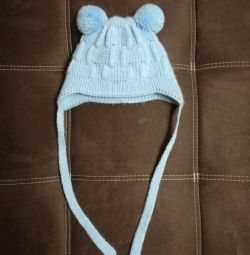 Hat for a newborn