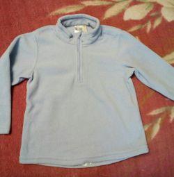 Fleece jacket height 98-104