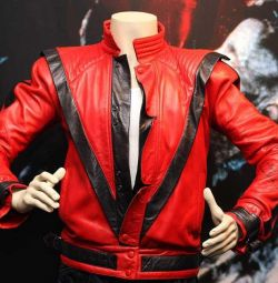 Jacket THRILLER