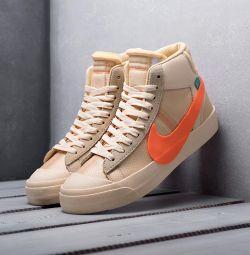 Ανδρικά πάνινα παπούτσια Nike x OFF-White Blazer Mid