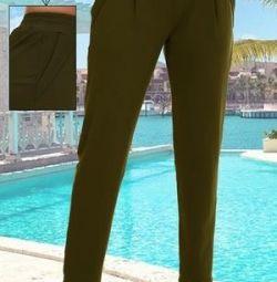 νέο βαμβάκι παντελόνι