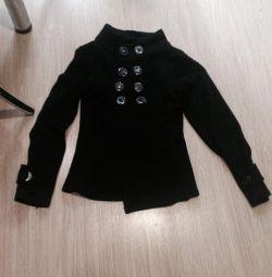 40-42 interesting jacket