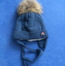 Kışlık şapka Kotik, kullanılmış