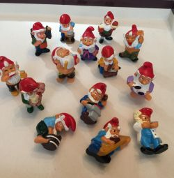 Συλλογές των Kinder Figures