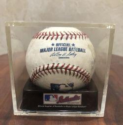 Бейсбольный мяч коллекционный