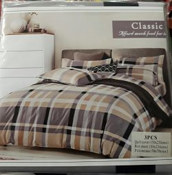 One-and-a-half bedding sets