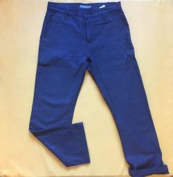 Trousers jeans man's