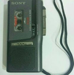 Voice recorder SONY M-629V in perfect condition