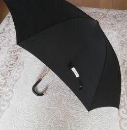 Ομπρέλα από ζαχαροκάλαμο