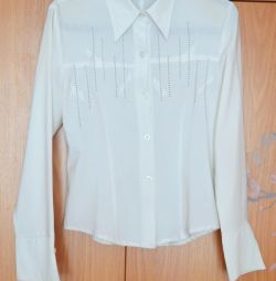 Женская блузка размер 44