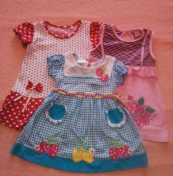φορέματα για νηπιαγωγείο