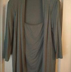 Блуза для беременных размер 48-50