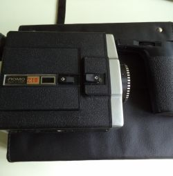 Кинокамера Ломо 218