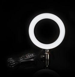 Светодиодное кольцо для фото