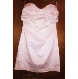 Біле плаття 44-46