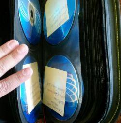 Biblioteca de film pe CD-uri