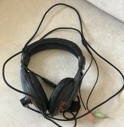 Στερεοφωνικό σετ ακουστικών με ακουστικά M - 750 HV