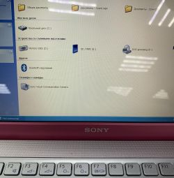 Sony's small compact laptop