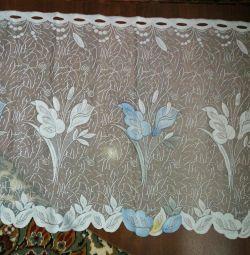 Curtains shortened