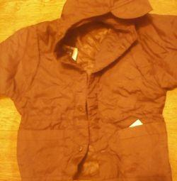 Jachetă pentru copii din URSS