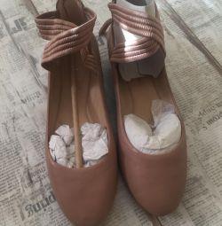 Παπούτσια - παπούτσια μπαλέτου Nat