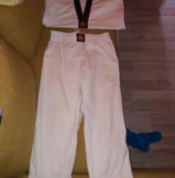 Taekwondo için uygun