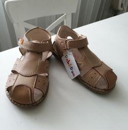 Sandals Spanish (leather)