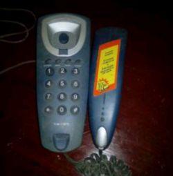 Телефон рабочий