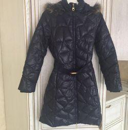 Jachetă în jos pentru femei Choristes Les NEW р. XS