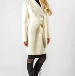Coat warm new