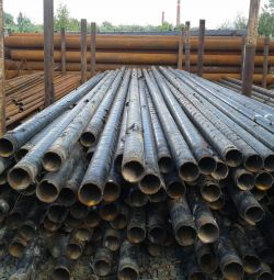 Steel pipe 219 wall thickness 9 mm