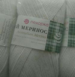 Yarn Australian Merino